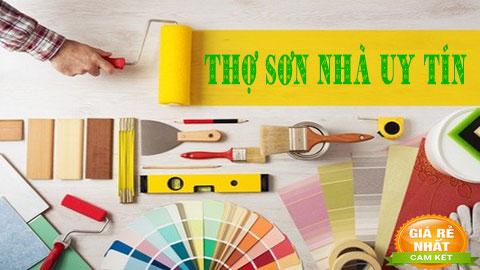 Dịch vụ thợ sơn nhà tại quận 12 giá rẻ, đẹp, nhanh chất lượng tốt, với mức giá cực kì ưu đãi
