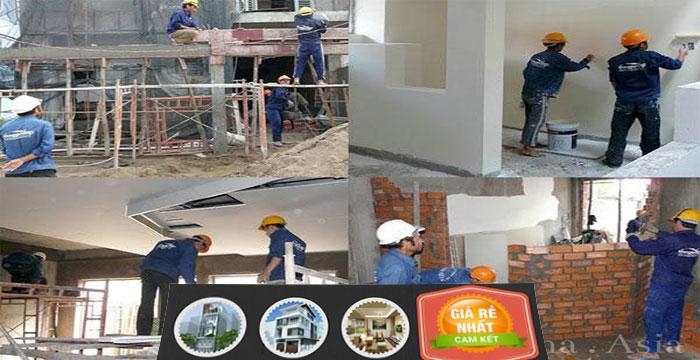 Sửa nhà quận 7 trọn gói