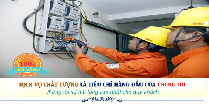Dịch vụ sửa chữa điện nước tại nhà quận 10 uy tín