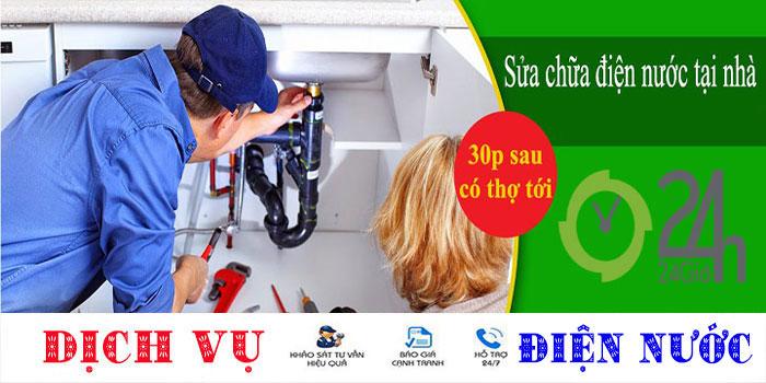Chuyên sửa chữa điện nước tại Thủ Đức giá rẻ