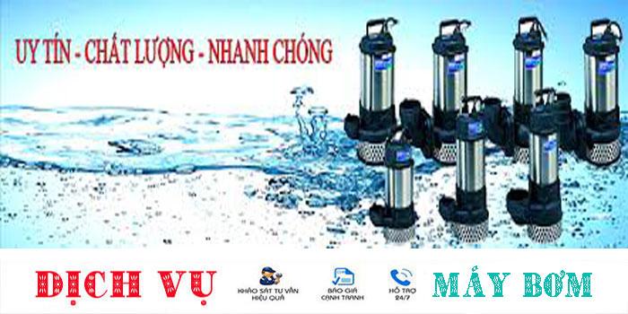 Chuyên sửa máy bơm nước tại nhà quận 3 chuyên nghiệp