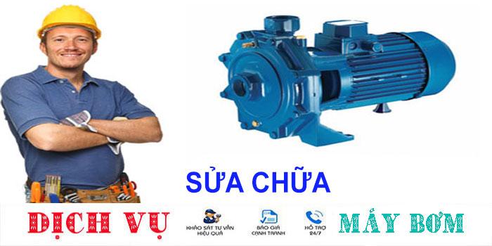 Chuyên sửa máy bơm nước tại nhà quận Phú Nhuận uy tín