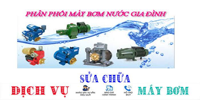 Chuyên sửa máy bơm nước tại nhà quận Phú Nhuận