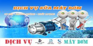 Chuyên sửa máy bơm nước tại nhà quận Tân Phú