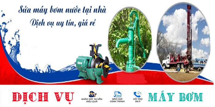 Dịch vụ sửa máy bơm nước tại nhà quận 9