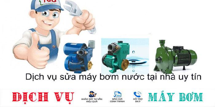 Dịch vụ thợ sửa máy bơm nước tại nhà quận 2