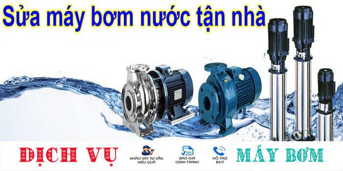 Dịch vụ thợ sửa máy bơm nước tại nhà quận 5