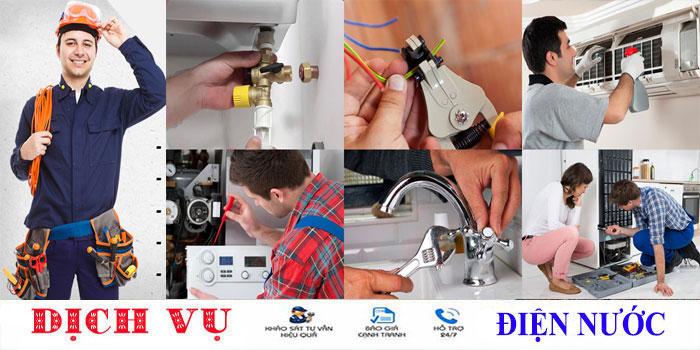 Thợ chuyên nhận sửa ống nước tại Bình Thạnh