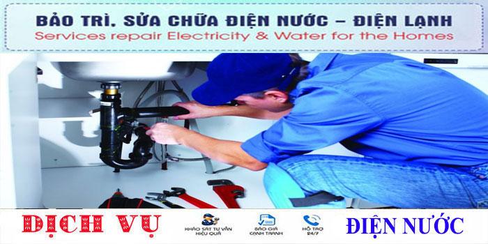 Thợ chuyên sửa ống nước tại nhà quận Phú Nhuận