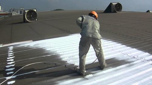 Báo giá chống nóng mái tôn