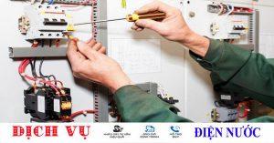 Lắp đặt sửa chữa cầu dao điện