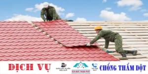 Hướng dẫn cách xử lý mái tôn bị dột