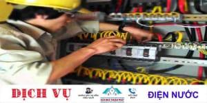 Sửa chữa điện dân dụng