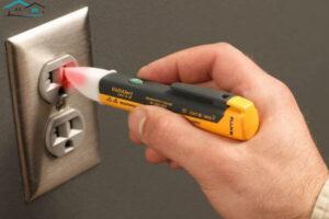 Cách kiểm tra rò điện tại nhà đơn giản