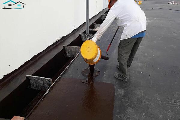Cách sử dụng vật liệu chống thấm sika membrane hiệu quả triệt để