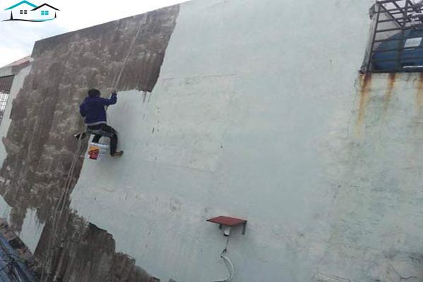 Loại vật liệu chống thấm tường ngoài trời hiệu quả nhất