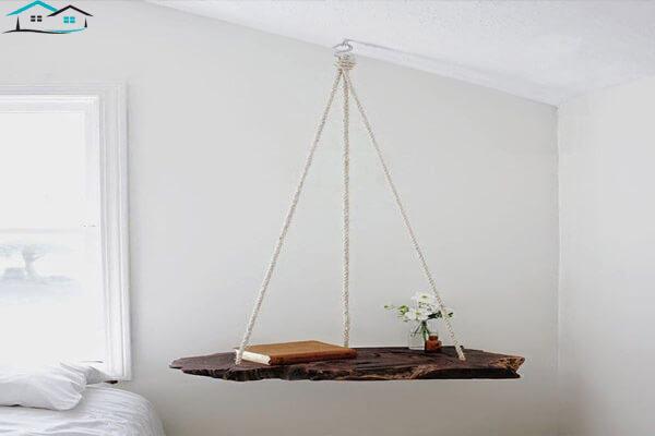 Bàn treo bằng gỗ tuyệt đẹp