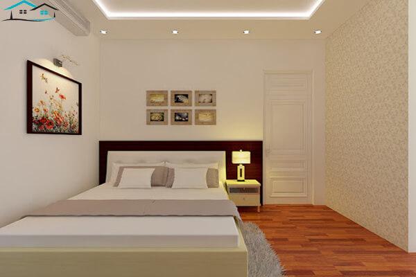 Mẫu phòng ngủ đơn giản, đẹp