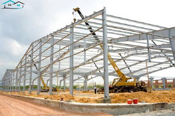 Xây dựng nhà xưởng trọn gói - uy tín - chuyên nghiệp