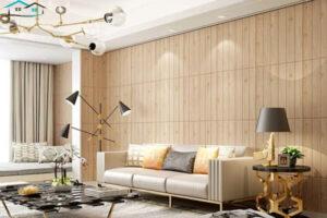 Xốp dán tường - Vật liệu bảo vệ, trang trí cho tường