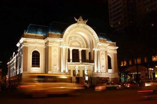 Nhà hát lớn TP.HCM